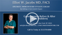 Watch Video: Gynecomastia New York (NYC) - Body Builder Before and After Photos