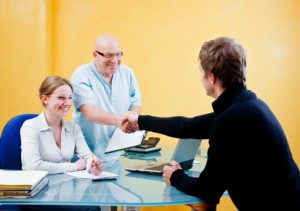 Doctors meeting - Your Consultation