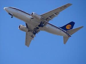 Flying - Boeing 737-500