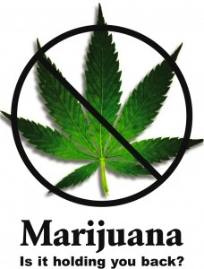 Marijuana is it holding you back?